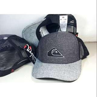 Quiksilver snapback caps