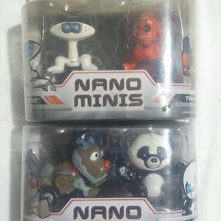 Assorted toys megabloks nano