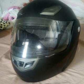 iV2 Black Matte Helmet