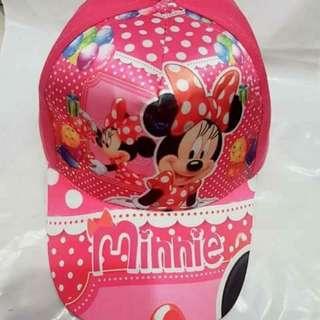 Minnie Mouse Peppa Pig Cap Hat