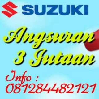 Promo mobil Suzuki Dp Murah