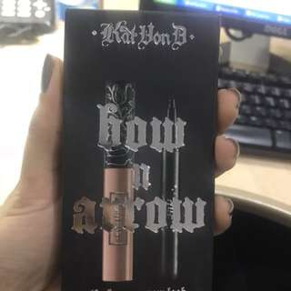 Kat Von D Bow N Arrow Kit