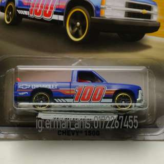 Hot Wheels Chevy 1500