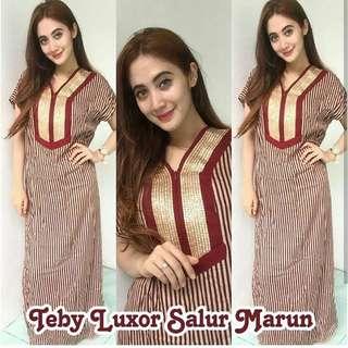 Luxor Salur Marun (Lengan pendek - All size)