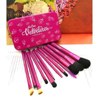 LIME CRIME's 🌸 Velvetines ✨ Makeup Brush Set