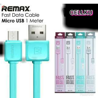 DATA KABEL CHARGING MERK REMAX