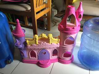 Big Castle by Mattel