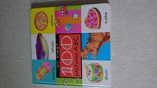 My first 100 picture ABC Book