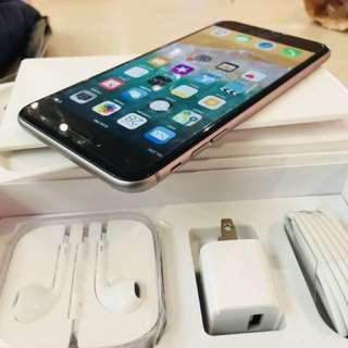 iPhone 6 Plus 64GB  Gray globe locked