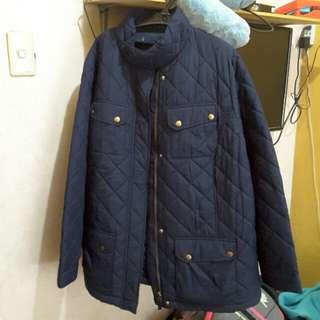 Ralph Lauren Jacket (Navy Blue)