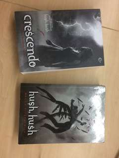 Take all Hush hush & Crescendo (seri)