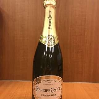 Perrier-Jouet Grand Brut 香檳 (2枝)