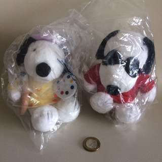 Snoopy Plush toy collectibles