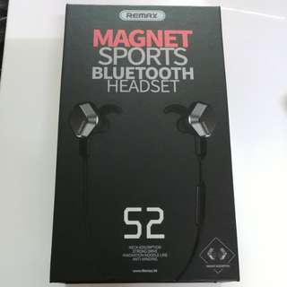 Remax Sport Stereo Bluetooth Headset