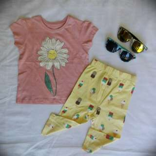 Summer Outfit for your little one