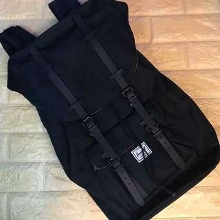 Authentic Herschel Backpack- Code001
