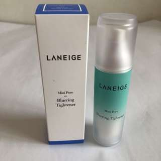 {NEW} LANEIGE mini pore blurring tightener