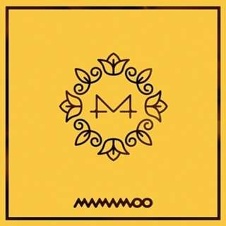 [PREORDER] Mamamoo 6th Mini Album - Yellow Flower