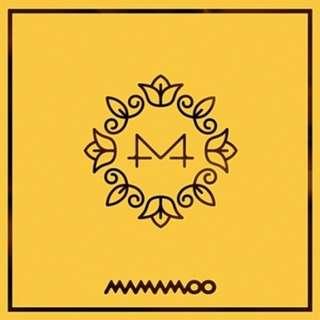 [PREORDER] Mamamoo 6th Mini Album - Yellow Flower