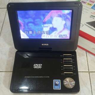 Portable Multimedia video player