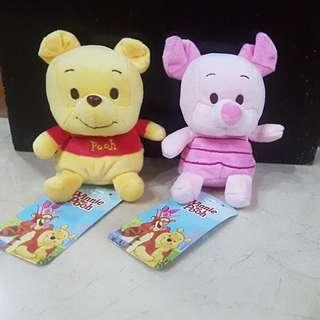 Winnie The Pooh n Piglet