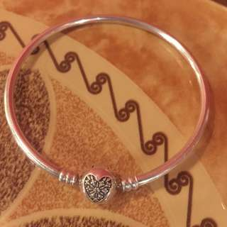Pandora Limited Edition Silver Bangle