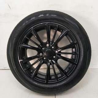 15 '' Sport Rim With Tyre 4x100 4x114.3 (SR951)