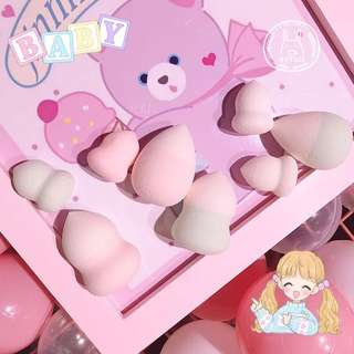 4 Set Beauty Blender (PO)