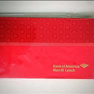 Bank of America Merrill Lynch Red Packet