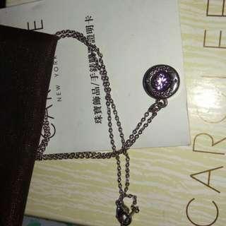 🚚 CAROLEE 紫水晶項鍊
