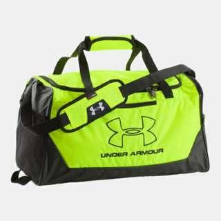 Under Armour UA Duffle Bag gym bag