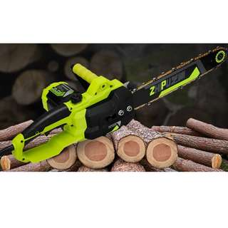 Available Now! Electric Chain Saw 1900W Chainsaw cutting wood branches tree gardening lqndscape tool