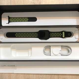 Apple Watch Nike+ 42mm Series 2