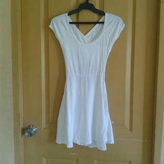 Brandy❤Melville white dress