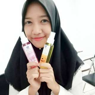 BEAUTY WATER DAN STRONG ACID