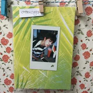 BTS SUMMER PACKAGE 2017 Jin Photobook