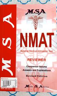 MSA NMAT Reviewer