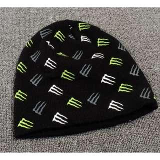 🚚 Monster  energy 毛帽 Wool hat