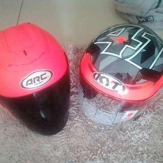 Arc & kyt helmet
