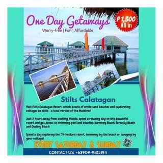 Stilts Calatagan Day Tour