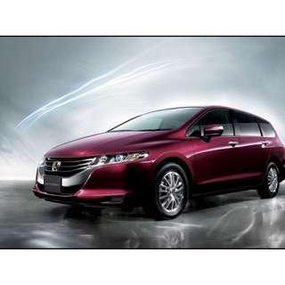 Honda Odyssey Hybrid 2.0 Absolute 7 Seater