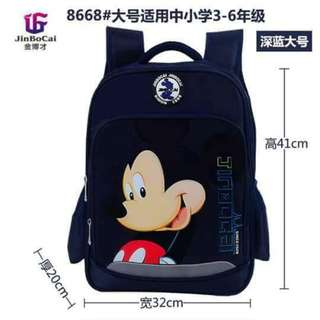 Minnie & Mickey bags