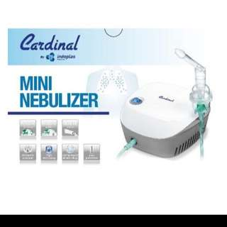 Mini nebulizer