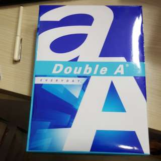 Double A 80GSM A4 Printing Paper Brand New Unopened