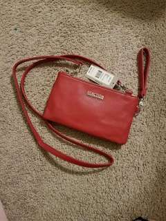 Original kenneth cole double zip sling U.S Bought