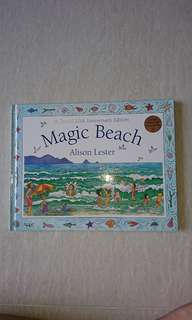 Magic Beach Alison Lester