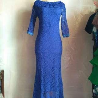 Longdress biru
