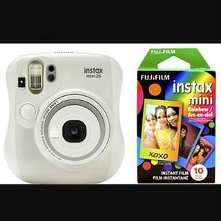 BRAND NEW Instax Mini 26