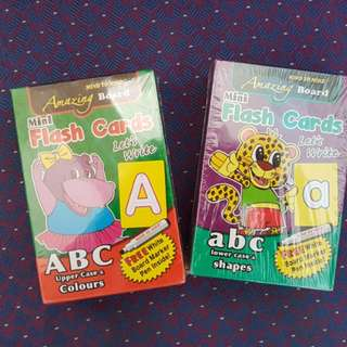 Mini Flash Cards