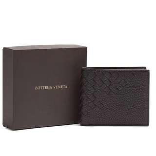 BOTTEGA VENETA leather wallet BV銀包